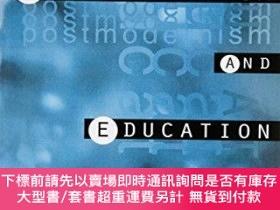 二手書博民逛書店Postmodernism罕見And EducationY255174 Usher, Robin  Edwar