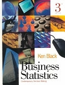 二手書博民逛書店 《Business Statistics: Contemporary Decision Making》 R2Y ISBN:0324009208│South-Western Pub