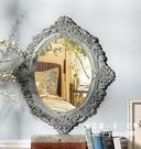 歐風鏡子 壁掛鏡 復古風造型