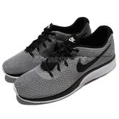 Nike 休閒鞋 Tanjun Racer 黑 白 雪花 舒適泡棉鞋底 黑白 運動鞋 男鞋【PUMP306】 921669-004