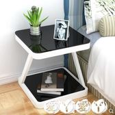 床頭櫃 簡易床頭櫃簡約現代臥室組裝床頭桌收納櫃子迷妳個性儲物櫃床邊櫃 【全館9折】