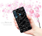 [A920F 軟殼] 三星 Samsung Galaxy A9 (2018) 手機殼 外殼 數學公式