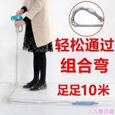 疏通下水道的工具廁所馬桶疏通器管道堵塞廚房神器強力手搖一投通
