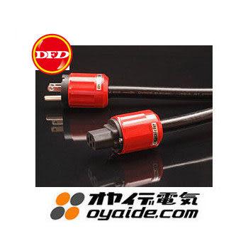 日製Oyaide TUNAMI GPX電源線成品1.8米