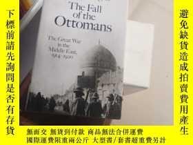 二手書博民逛書店the罕見fall of the ottomansY260738 no no