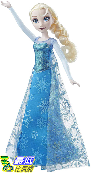[9美國直購]  冰雪奇緣 Disney Frozen Musical Lights Elsa