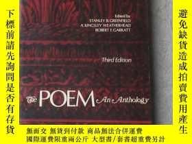 二手書博民逛書店The罕見Poem: An Anthology (Third E