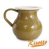 RISOTTO 復古典雅琺瑯牛奶壺(湖畔碧綠)