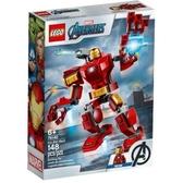 LEGO 樂高 76140 鋼鐵人 Iron Man Mech 超級英雄系列 MARVEL Avengers