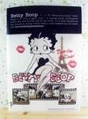 【震撼精品百貨】Betty Boop_貝蒂~掀開式文件夾-黑巴黎鐵塔