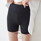 彈性收腹運動內搭三分褲M-XL號-BAi白媽媽【316063】