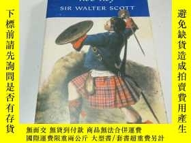 二手書博民逛書店Rob罕見Roy SIR WALTER SCOTT(英文)Y21
