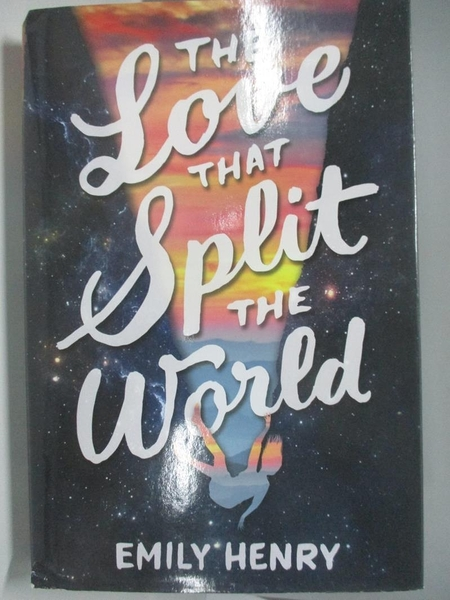 【書寶二手書T7/原文小說_ALD】The Love That Split the World_Henry, Emily