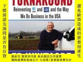 二手書博民逛書店American罕見Turnaround-美國的轉變Y436638 Edward Whitacre Busin