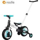 Nadle SL-A6 摺疊四輪平衡車-藍色[衛立兒生活館]