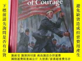 二手書博民逛書店The罕見red badge of courageY206777