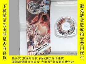 二手書博民逛書店phantasy罕見star portable (日版原版PSP