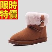 中筒雪靴-流行氣質防水防滑女靴子5色62p72【巴黎精品】