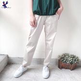 【春夏新品】American Bluedeer - 造型剪接長褲 二色 春夏新款