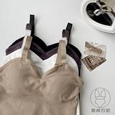 吊帶背心女夏季女裝韓版設計感上衣復古短款打底衫【貼身日記】