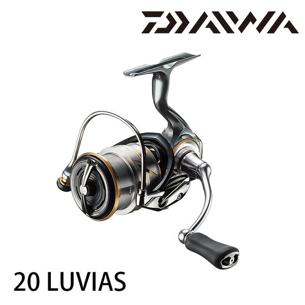 漁拓釣具 DAIWA 20 LUVIAS LT 3000-XH [紡車捲線器]