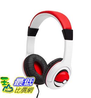 [美國直購] ThinkGeek 耳機 Pokemon Stereo Headphones 神奇寶貝 精靈寶可夢周邊