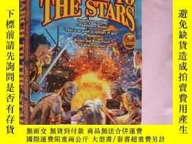二手書博民逛書店MARCH罕見TO THE STARS 《向恆星進必》 科幻小說