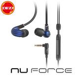 現貨送μDAC5 耳機擴大機_美國 NuForce Primo 8  旗艦耳道/耳塞式 耳機 高階入耳式耳機 黑色 公貨
