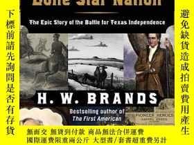 二手書博民逛書店Lone罕見Star Nation: The Epic Story of the Battle for Texas