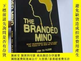 二手書博民逛書店the罕見Branded Mind:what neuroscie
