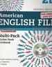 二手書R2YBb《American English File 2B 2e 1CD
