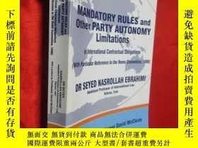 二手書博民逛書店Mandatory罕見Rules and Other Party
