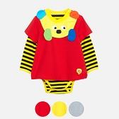 WHY AND 1/2 mini 兩件式包臀衣T恤組-袖可反摺包手 多色可選 0M~24M