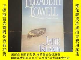 二手書博民逛書店ELIZABETH罕見LOWELLY271632 Jade Is