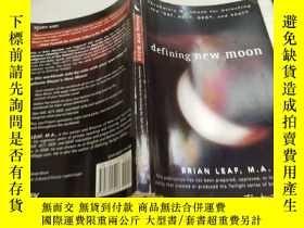 二手書博民逛書店Defining罕見New Moon: Vocabulary Workbook for Unlocking the