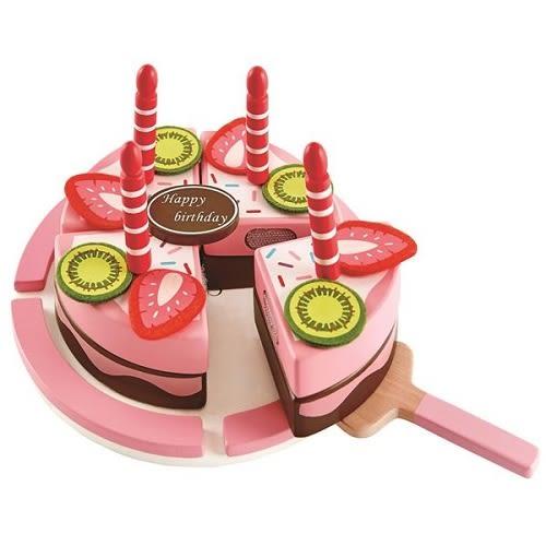 【Hape愛傑卡】生日蛋糕