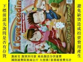 二手書博民逛書店I罕見love reading cultivating minds volume 1 issue 6 兒童讀物