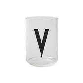 Design Letters 字母玻璃杯 V