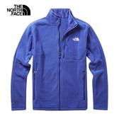 The North Face 男 保暖針織外套 藍 NF0A3VT9N8E【GO WILD】