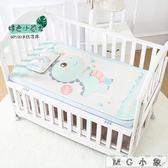 卡通冰絲涼席新生兒寶寶涼席
