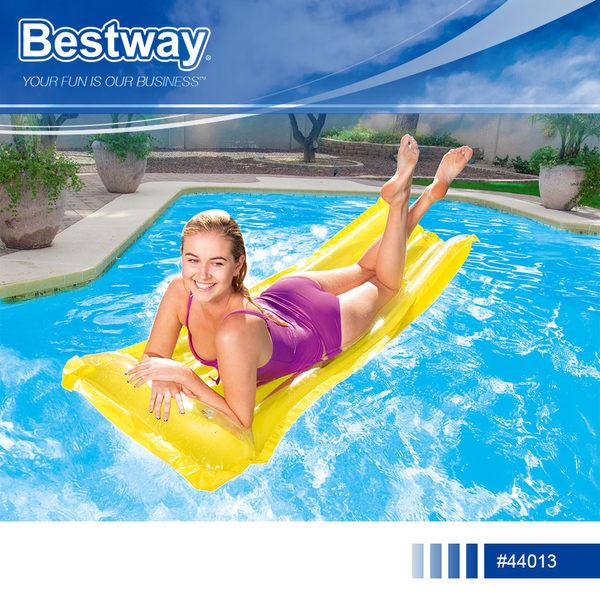 Bestway 44013水上充氣浮排游泳圈漂浮床