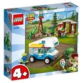 【LEGO樂高】JUNIORS 玩具總動員4 TOY STORY4 RV度假 #10769
