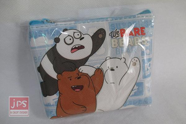 熊熊遇見你 零錢包鑰匙圈 零錢包 667251