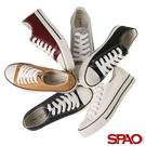 SPAO經典休閒帆布鞋-共6色...