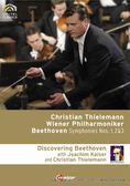 【正版全新DVD清倉 4.5折】【C Major】貝多芬第一~三號交響曲&紀錄片(提勒曼,維也納愛樂)(3DVDs)
