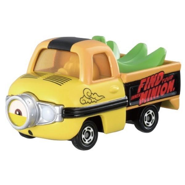 TOMICA 小小兵 迷你電影版 史都華香蕉車 綠色香蕉 TOYeGO 玩具e哥