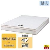 ◆【新竹物流配送】彈簧床 床墊 連續彈簧 MOSTRA2 雙人 NITORI宜得利家居