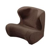 Style Dr.CHAIR 舒適立腰調整椅 棕色