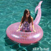泳圈 水上充氣美人魚泳圈 美人魚浮排 PVC美人魚泳圈 拍攝道具 攝影 潔思米