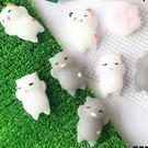 矽膠 麵團 小動物 捏捏樂 解壓玩具『不挑款』可愛  減壓 舒壓 捏捏樂 捏捏球